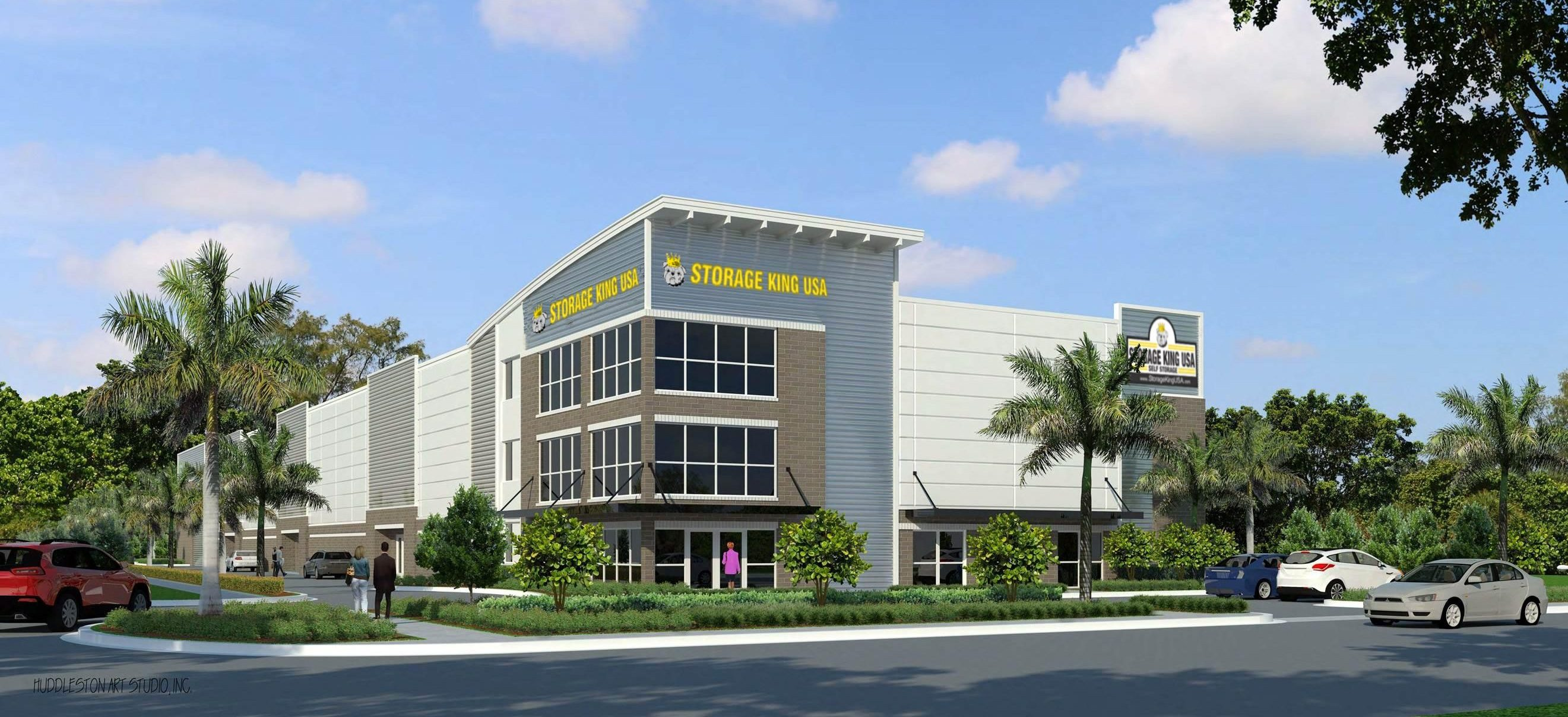 Hollywood, FL – Developing a new, climate controlled multi-story, 125,000 square foot facility