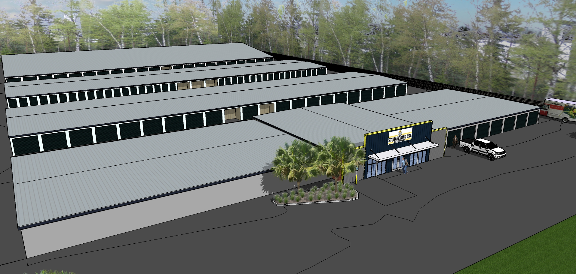 Moncks Corner, SC – Completed 31,000 square foot expansion Q2 of 2019