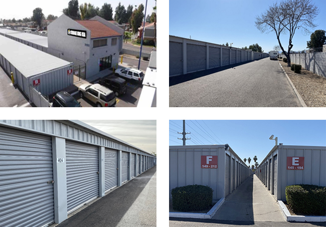 Andover Properties Closes on Acquisition of Two Self Storage Properties in Phoenix, AZ