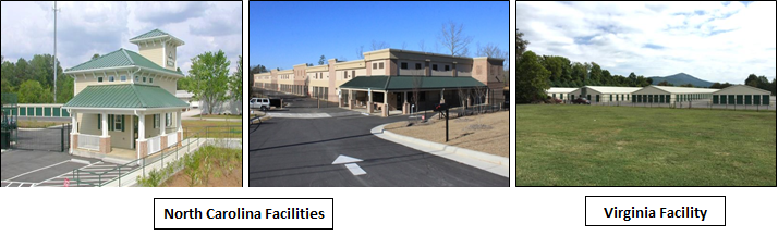 """Andover Properties closes on approx. 200,500 SF """"Triangle Portfolio"""" in North Carolina and Virginia"""