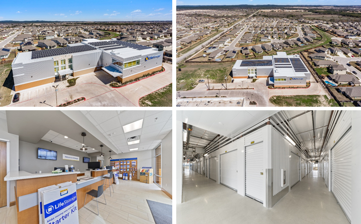 """Andover Properties Closes on """"Life Storage (Managed) Galm Road"""" in San Antonio, TX"""