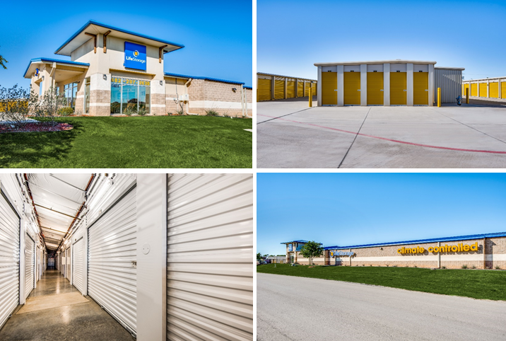 "Andover Properties Closes on ""Life Storage (Managed) Haslet"" in Haslet, TX"