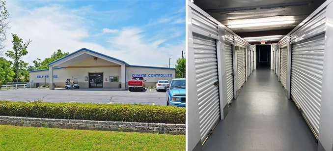 "Andover Properties Closes on ""Security Self Storage"" in Pace, FL"