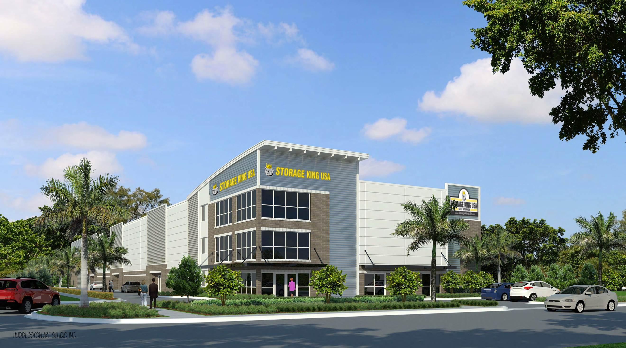 ... Hollywood Fl Developing A New Multi Story 125 000 Square Foot Facility  ...