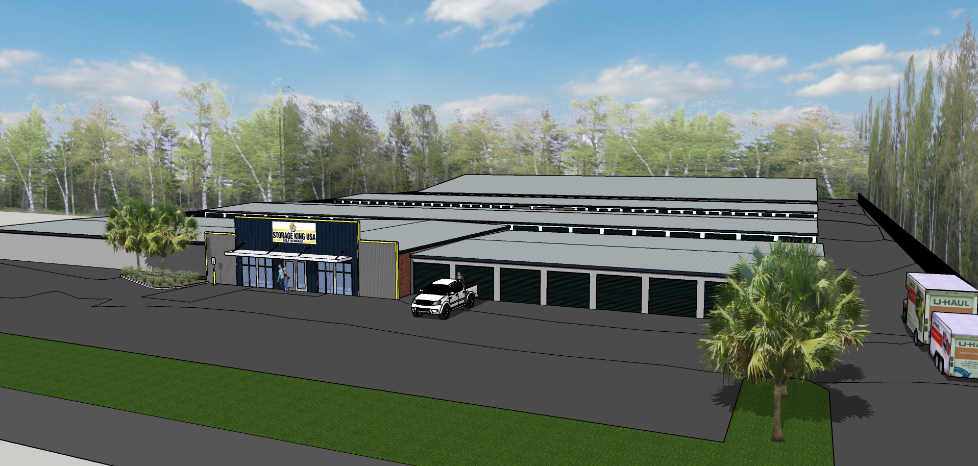 Summerville, SC – 35,000 square foot expansion planned